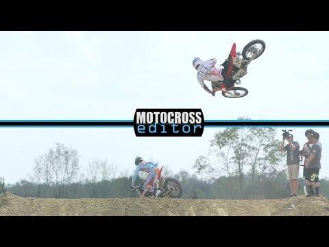 Windham and Pastrana / Motocross Editor