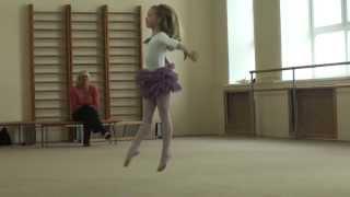 Ярышева Таисия, 2003, Рапунцель, Rapunzel. 2014 Урок хореографии.