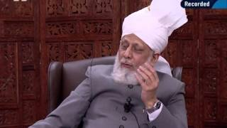 London, UK: Gulshan-e-Waqfe Nau Nasirat - April 25, 2015 - Islam Ahmadiyya