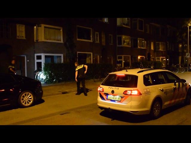 Man aangehouden na bedreigingen met mes in stad
