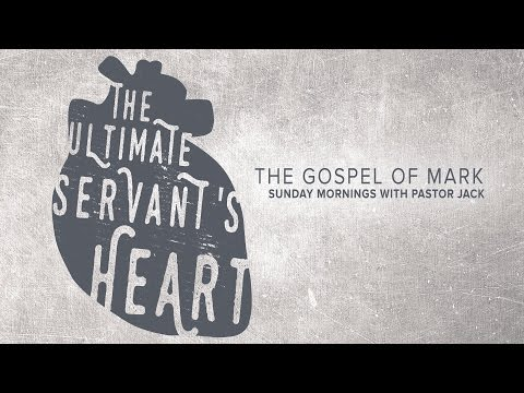 Mark 9:30-40 - The Kingdom Life-Part 1
