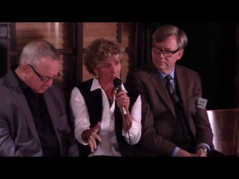 2017/10/20 LeadersConnect - Leadership in the Arts - Panel Discussion