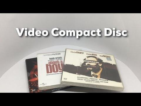 Video Compact Discs
