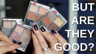 Physicians Formula The Healthy Eyeshadow Quad Review | Bailey B.