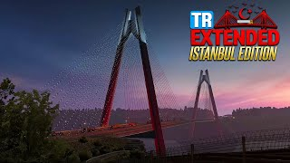 "[""euro truck simulator 2"", ""ets 2"", ""TR Extended Map"", ""ets 2 istanbul edition"", ""ets 2 turkiye"", ""yavuz sultan selim köprüsü"", ""istanbul bo?az?"", ""bo?az köprüsü"", ""ets 2 türkiye modu""]"