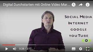 Digital Durchstarten mit Online Video Marketing in Berlin - Easy Video Marketing(Digital Durchstarten mit Online Video Marketing in Berlin - Easy Video Marketing http://www.easyvideomarketing.de/ Sie haben ein Geschäft das Produkte oder ..., 2016-05-17T08:17:51.000Z)