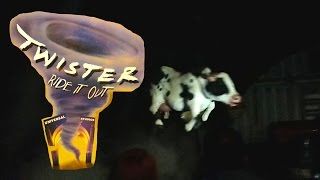 Twister: Ride it Out at Universal Studios Orlando. The Very Last Showing - Nov 1st 2015