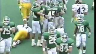 1991: Michigan 45 MSU 28