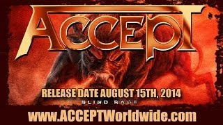 Скачать ACCEPT Stampede Official Music Video From BLIND RAGE