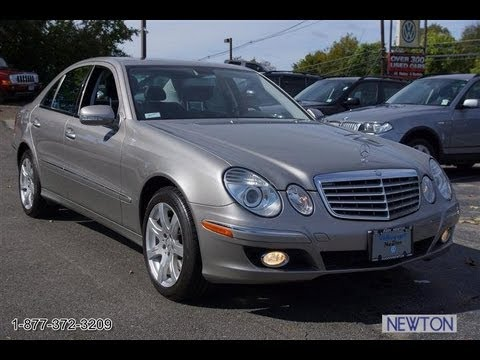 Beautiful 2007 Mercedes Benz E Class E350 4MATIC