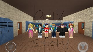 Roblox ~Bully Story~ Part 2 (By Req, Nick, Lily, Sophie) ❤️