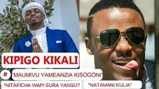 TAARIFA MPYA ! Diamond Ashusha Kipigo Cha AIBU Kwa Ali kiba