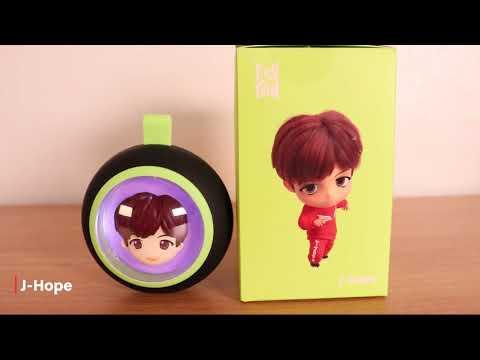 타이니탄 (BTS) 휴대용 보조 배터리  POWERBANK