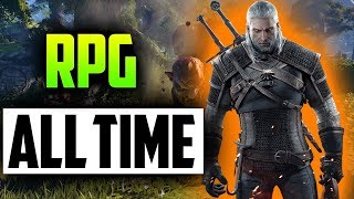 Top 10 Best PC RPGs Of All Time 2018 (June)