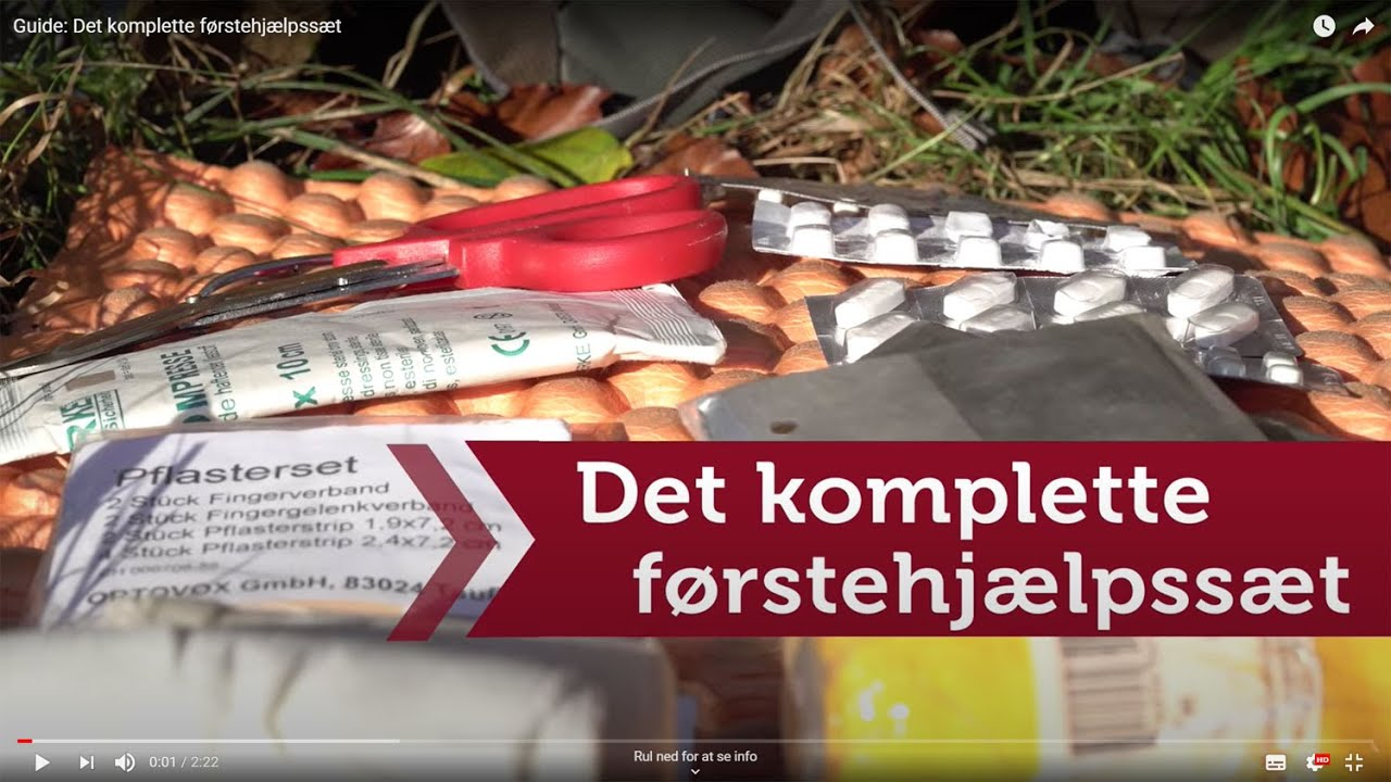 maxresdefault Mad på tur: Hjemmelavet snacks | Opdag Verden