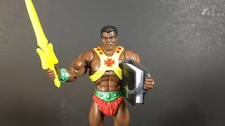 Cover images He-Bro Custom action figure