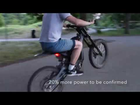 Sur-Ron - New Mid drive Bike - Endless Sphere