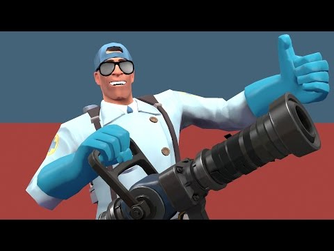 Basics for being a good medic - How to win casual #2