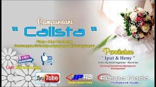 """Gambar cover LIVE STREAM // Campursari """" CALISTA MUSIK """"// PUSPA NADA Sound System // LIVE Kenteng,Puntukrejo"""