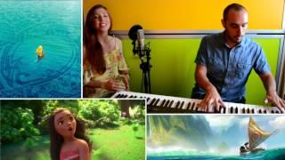 Qué hay más allá- Vaiana (piano and voice cover)
