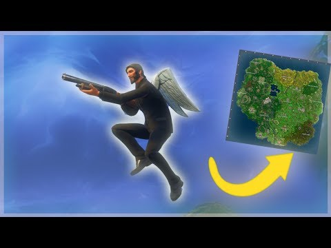 SO MANY PEOPLE DROPPED HERE... BUT WHY?? // HIGH ACTION GAME [Fortnite Battle Royale]