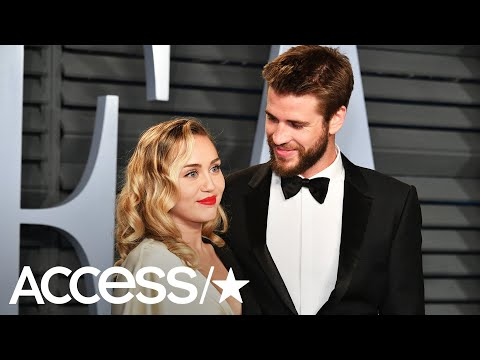 Miley Cyrus Gave Liam Hemsworth 'A Lot Of Action' After He Saved Their Animals From Wildfire