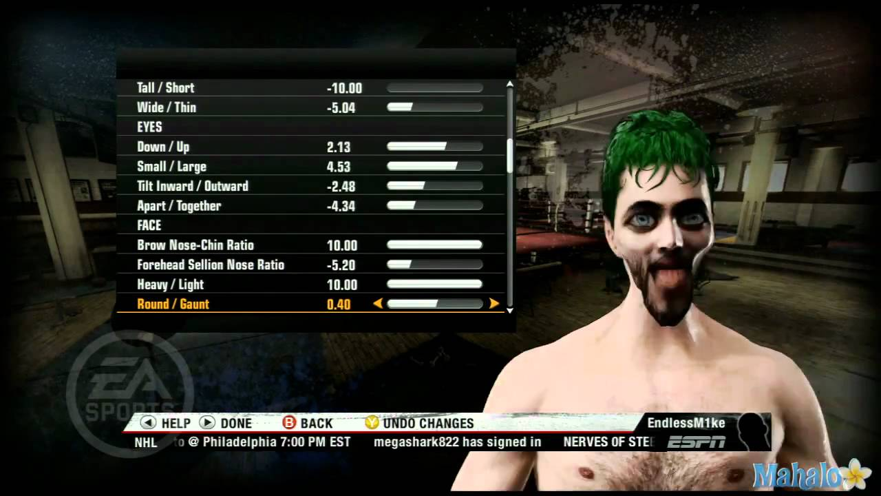 Unlock fighters in fight night champion xbox 360 youtube.