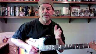 Eric Clapton - Cream Inspired Guitar Lick 10 - Blues Licks Guitar Lesson
