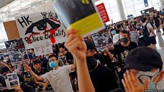 """时事大家谈:美中香港交锋升级:""""流氓政权""""还是""""强盗逻辑""""?"""