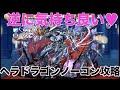 【パズドラ実況】ヘラドラゴン降臨ノーコン攻略() 一応ノーコンするならこんな感じ!