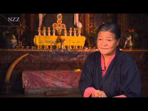 Kunzang Choden talks to Basil Gelpke