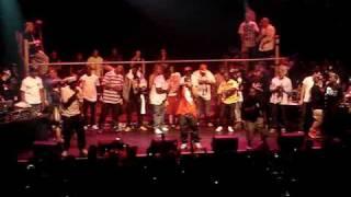 Jadakiss - Mighty D Block Live Sneaker Pimps 2009