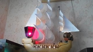 Как сделать корабль из дерева заключительная серия