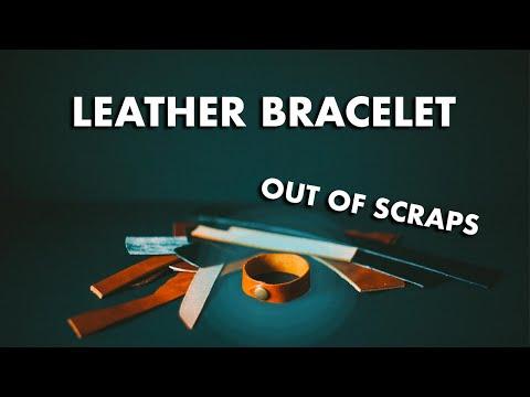making-a-quick-scrap-leather-bracelet