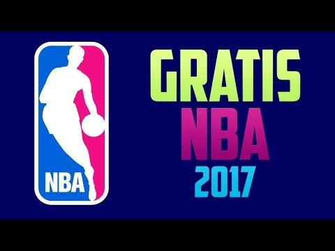 VER NBA GRATIS 🏀 SIN DESCARGAS 🏀 2017