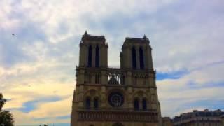 Нотр-Дам де Пари - Остров Сите, Париж(, 2017-02-09T16:22:19.000Z)