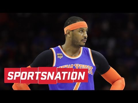 Is Carmelo Anthony still a top-50 NBA player? | SportsNation | ESPN