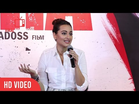 Sonakshi Sinha Full Speech | Self Defence with Akshay Kumar's Martial Arts Academy
