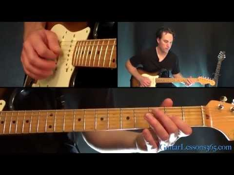 Kings of Leon - Use Somebody Guitar Lesson