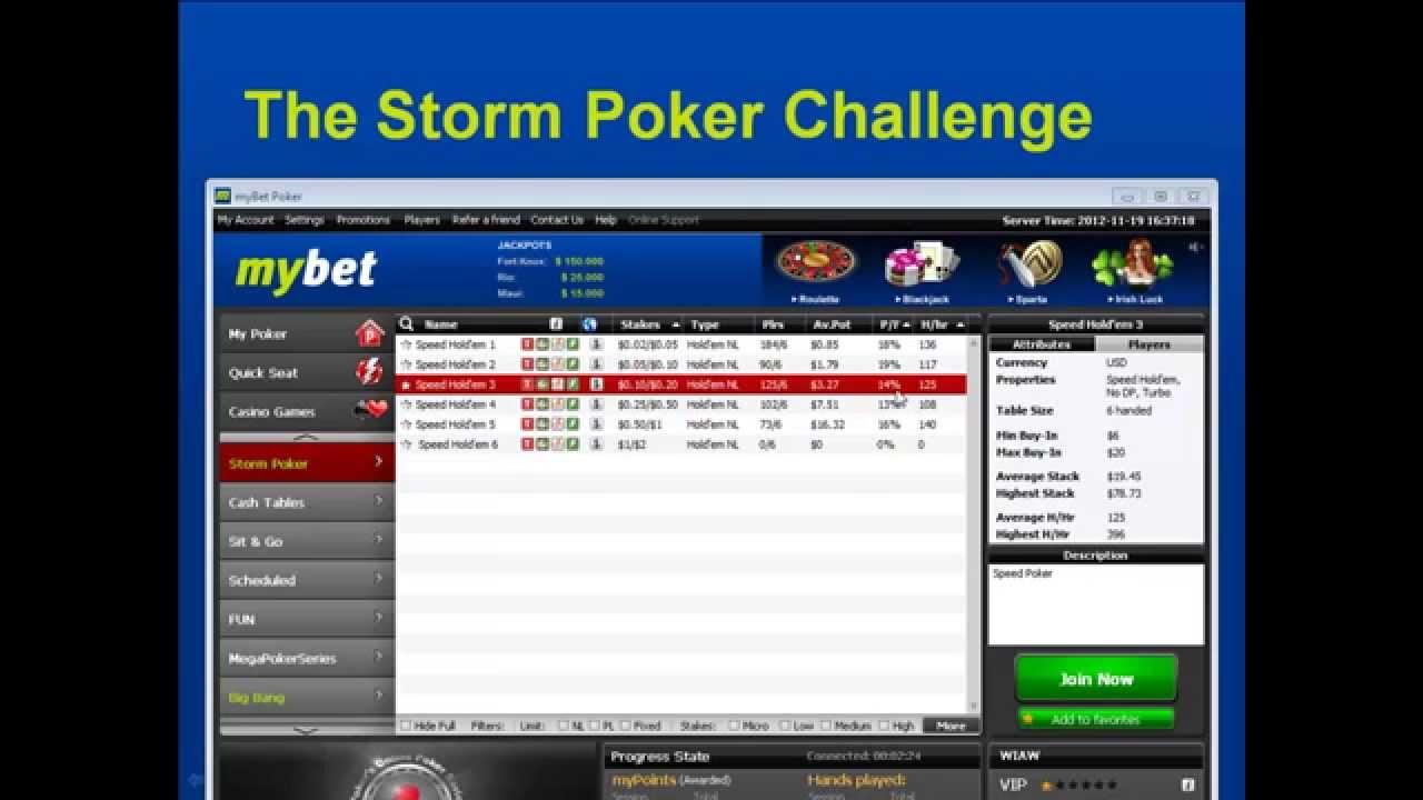 Gambling winston