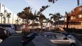 027 США Калифорния Ньюпорт-Бич фото видео(Главный пирс и пляж вдоль океана в очень красивом, курортном городке Ньюпорт-Бич, Калифорния., 2016-08-06T18:01:16.000Z)