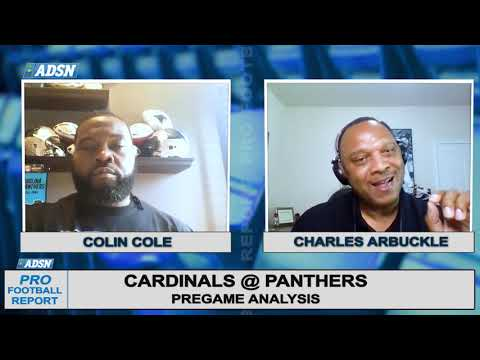 Arizona Cardinals @ Carolina Panthers Preview
