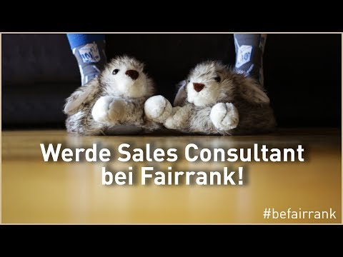Dein Job Bei Fairrank! | Arbeite Vom Home Office Aus!