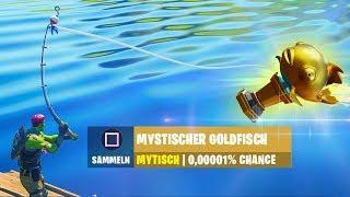 Den MYTHISCHEN GOLDFISCH angeln