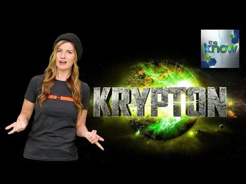 Krypton TV Show Will Focus on Superman