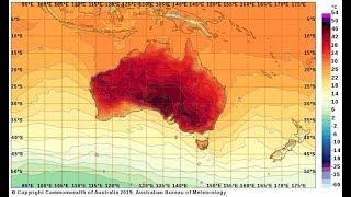 El infierno climático que padece Australia