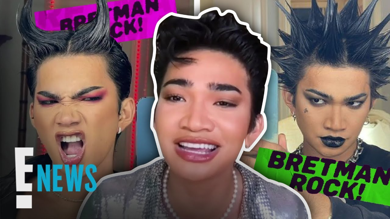 Bretman Rock Breaks Down His Viral Posts | E! News