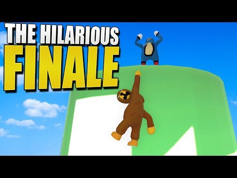 The HILARIOUS FINALE! (Human: Fall Flat) #3