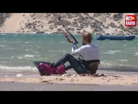 DAKHLA KITEBOARDING WORLD CUP 2014 AVEC HIT RADIO !