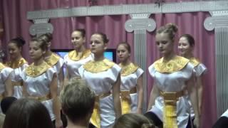 Сиртаки (Греческий танец). Ночь Искусств 2016 в библиотеке г.Мыски.